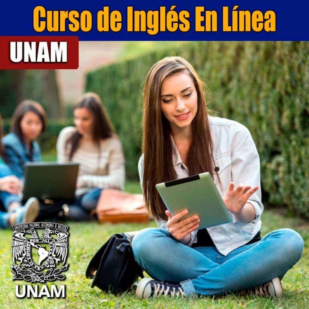 Curso de Inglés Gratuito de la UNAM.