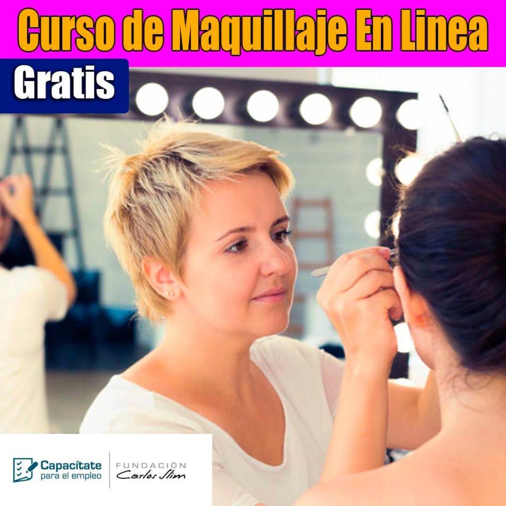 Curso de Maquillaje gratuito en linea